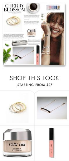 """""""JSVConcept  5"""" by miinni ❤ liked on Polyvore featuring Olay and Bobbi Brown Cosmetics"""