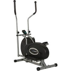 Air Elliptical Fitness Machine Indoor Outdoor Workout Exercise Trainer Equipment