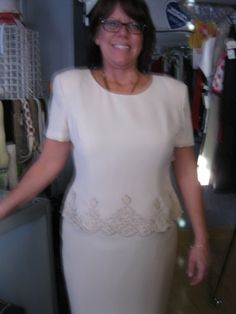 BNWT's Gown from #SurvivingSistersBoutique