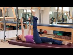 10 minute PILATES Circle workout with Alisa Wyatt on Youtube