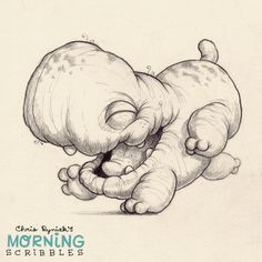 Morning+Scribbles+#279