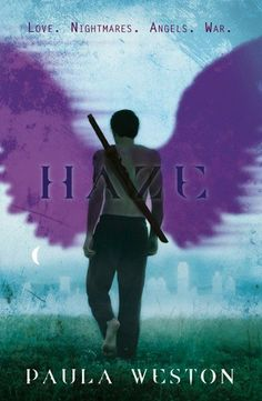 'Haze' (The Rephaim #2) by Paula Weston