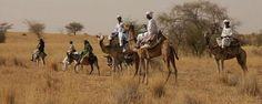 من السودان