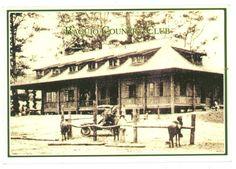 Baguio Country Club Filipino Architecture, Philippine Architecture, History Icon, Home History, Filipiniana, Baguio, Philippines Travel, Manila, Vintage Photos