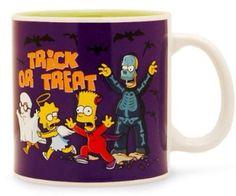 Halloween mugs