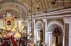 San Agustin Church, Intramuros - Manila, Philippines