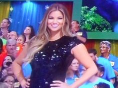 Amber Lancaster - The Price Is Right (1/29/2015) ♥