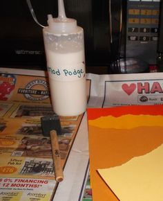 If you want it done right...: Homemade Mod Podge Recipe