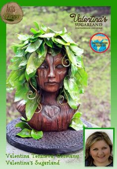Acts of green - my mother earth  by Valentina's Sugarland