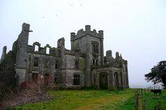 Imposing ruin by archibaldo, via Flickr