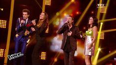 Photos The Voice 4 : La demi-finale en images (Soirée du samedi 18 avril 2015) - The Voice - TF1 The Voice, Avril, Style Icons, Images, Idol, France, Concert, Photos, Fashion
