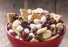 S'mores Trail Mix - YUM!