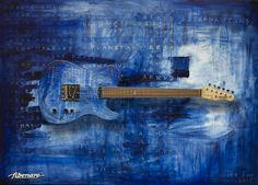 Art Guitar Fibenare - Oliver Sin 2015