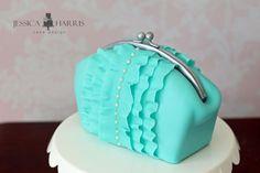 Clutch Purse Cake