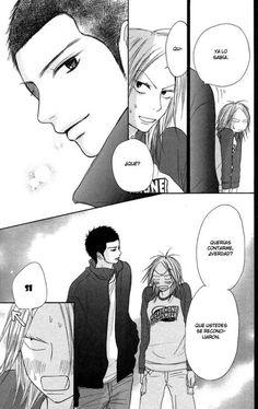 Kimi ni Todoke 8 Dark Punk Scanlation