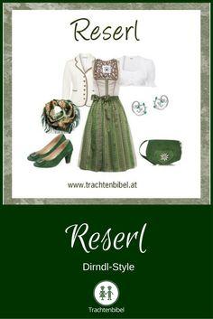 Dirndl-Style Reserl: detailverliebte Schlichtheit zum Nachshoppen #styling @trachtenbibel folgen und Trends entdecken!