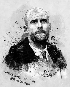 Pep leaves Bayern as he started, with silverware. Bundesliga: 🏆🏆🏆 DFB-Pokal: 🏆🏆 UEFA Super Cup: 🏆 Club World Cup: 🏆 Best Football Team, Football Art, Messi, Pep Guardiola Style, Manchester City Wallpaper, Uefa Super Cup, Club World Cup, Fc Barcelona, Digital Illustration
