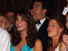 Kate Middleton Rocks A Fringe At The Boodles Boxing Ball! Kate wore a form-fitting BCBG Max Azria gown to the 2006 Boodles Boxing Ball, in aid of Medical Research for Kids. London jeweler Boodles sponsored the event at the Royal Lancaster Hotel on June 3rd, 2006.