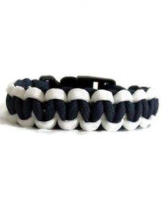 Yankees Colors Paracord Bracelet