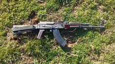 Check out Chris' Khyber Pass-Style AK with our Tula 6-2 grip - Ronin's Grips