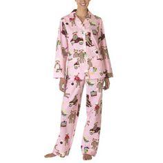 Nick & Nora pajamas