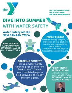 Water Safety Presentation - New Canaan YMCA