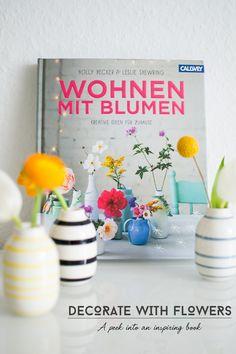 Book Review: Decorate With Flowers / Wohnen Mit Blumen