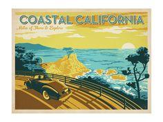 Coastal California for $29.99