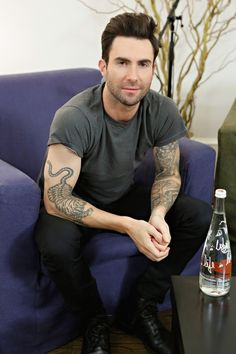 Adam Levine | The Official Ranking Of The 51 Hottest Jewish Men In Hollywood