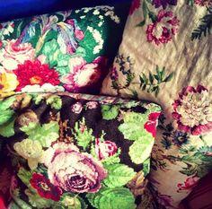 Roses roses roses...Sarah Moore Vintage