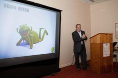 Tony Mullarkey spoke at the Big Eco Show on 18 April 2013.