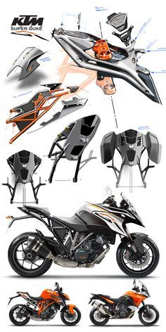 Motorcycles, bikers and Motos Ktm, Ktm Motorcycles, Concept Motorcycles, Yamaha Bikes, Bike Sketch, Car Sketch, Futuristic Motorcycle, Motorcycle Bike, Cbx 250