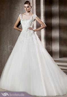 ELIE SAAB for PRONOVIAS Neftis - Wedding Dress - Bridetude