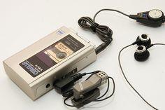 Aiwa HS-M2 Stereo Microcassette