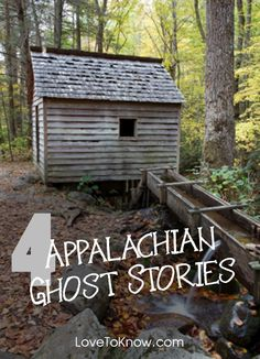 Chilling ghost stories from Kentucky, Virginia, Maryland & Tennessee. Read them if you dare.