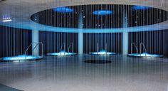 Klimatyczna strefa wodna w Hotelu Arłamów W Hotel, Skyscraper, Multi Story Building, Skyscrapers