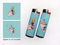 Light My Fire, Best Bud, Lighter, Stickers, Handmade Gifts, Unique, Lei, Hippy, Outfits