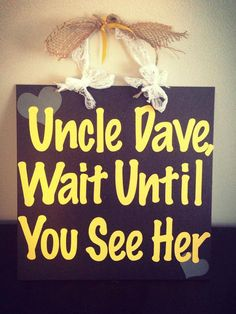 Ring Bearer Sign  Wait Until You See Her by JKreations2013 on Etsy, $18.50
