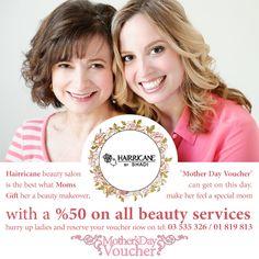#mothersday #hair #makeup #nails #spring #voucher #gifts #hairricanebeautysalon