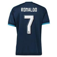 c2c62732a77 ลดราคา Adidas Ronaldo  7 Real Madrid 3rd Soccer Jersey 2016 Football   shipfrom USA