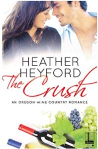 Get THE CRUSH, Book 1 of An Oregon Wine Country Romance set in the heart of Oregon's wine country, the …Continue reading Book 1, This Book, Kensington Books, Oregon Wine Country, Contemporary Romance Books, Romance Authors, Book Publishing, Love Story, Crushes