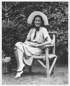 Little Edie at Grey Gardens