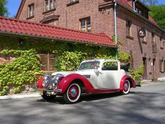 Vote for Aero 30, 1939 AMAZING! The owner of this fantastic car has been working on it for 10 years! and he's made it by himself in his home garage! http://klassikauto.pl/klasyk-roku/