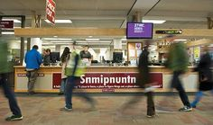 University of Montana library: Salish word, Snmipnuntn, which means a place to learn, a place to figure things out, a place where reality is discovered.