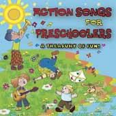 Product Review: Action Songs For Preschoolers CD (Geared for Ages 3-7)