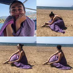 Cute Girl Poses, Cute Girls, Esra Bilgic, Turkish Beauty, Beautiful Girl Image, Turkish Actors, Girls Image, Actors & Actresses, Beach Mat