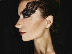 my glam makeup profile  by Semra Altinel Caggiari