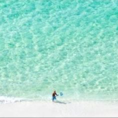 Panama City Beach, FL. We really do have the MOST Beautiful, Clear, Emerald Green water!!