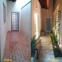 Home Renovation Exterior Interiors 21 Ideas For 2019 Future House, My House, Decoration Entree, Outdoor Kitchen Design, Interior Garden, Home Renovation, My Dream Home, Backyard, House Design