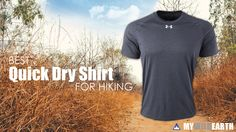Quick Dry Shirt for Hiking